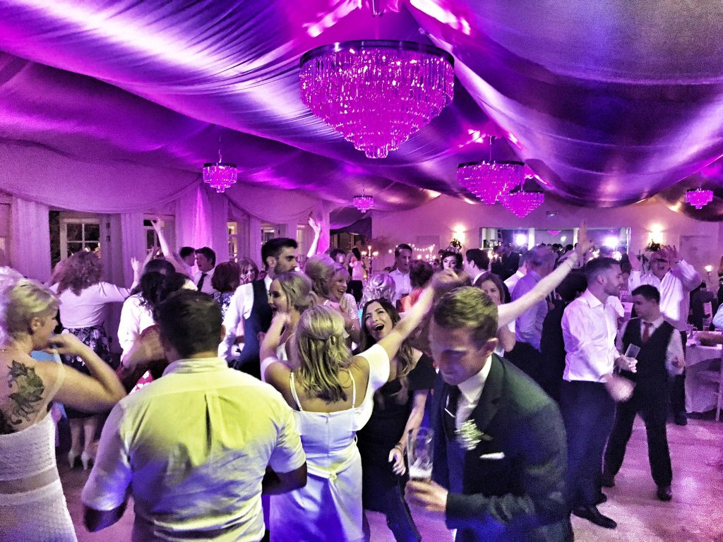 PLAYLIST with Michelle & Stephen at their wedding in Rathsallagh Country House on the 15th September 2017