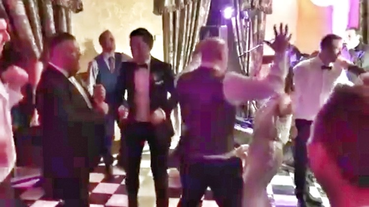 PLAYLIST with Elysia & Kieran at their wedding in the Radisson St. Helen's on the 13th October 2018
