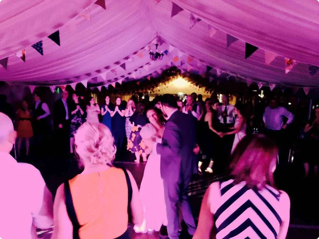 PLAYLIST with Aifric & Graham at their wedding in Kippure Estate on the 24th February 2017