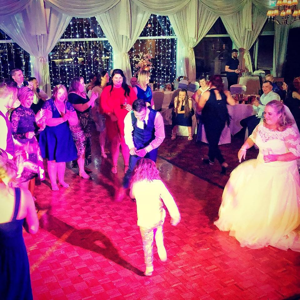 PLAYLIST with Estella & Dermot at their wedding in the Inn at Dromoland on the 8th March 2019