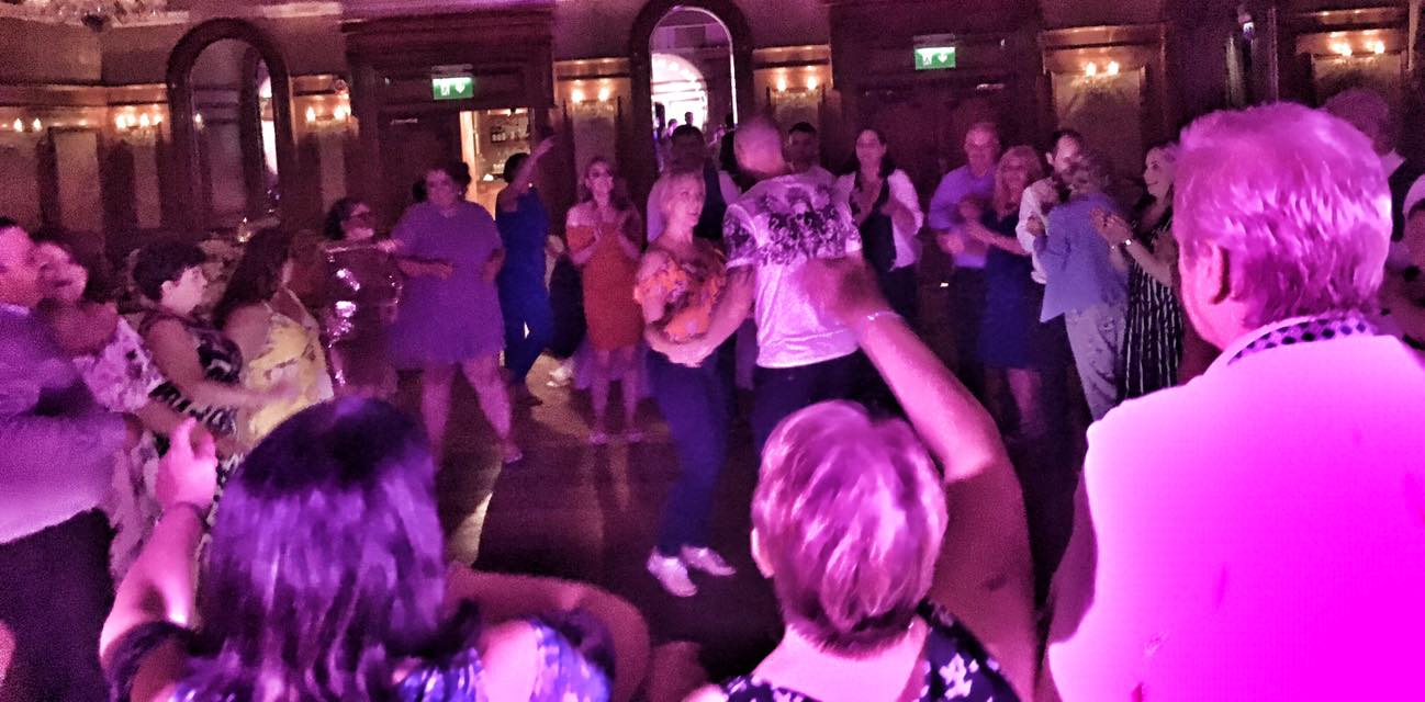 PLAYLIST with Ciara & Pádraig at their wedding in the Glenview Hotel on the 19th July 2017