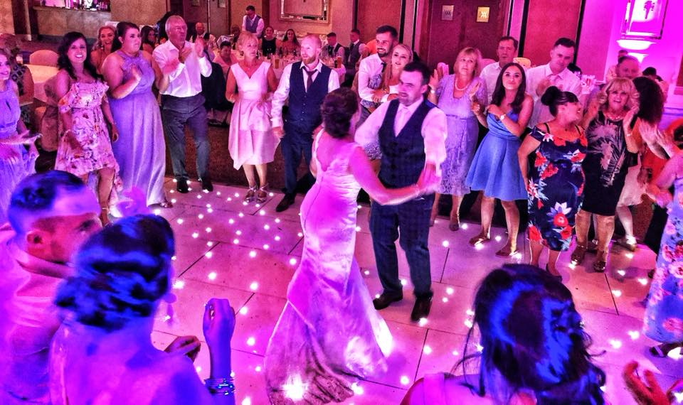 PLAYLIST with Ciara & Darren at their wedding in Mount Wolseley on the 5th August 2018