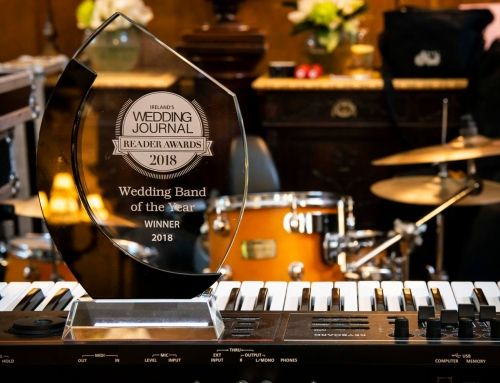 Playlist Wins 2 of the Biggest Irish Wedding Band Awards