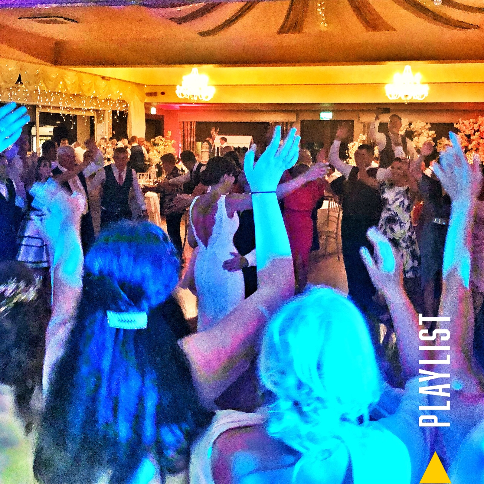 PLAYLIST with Louise & Alan at their wedding in the Lakeside Hotel on the 23rd August 2019