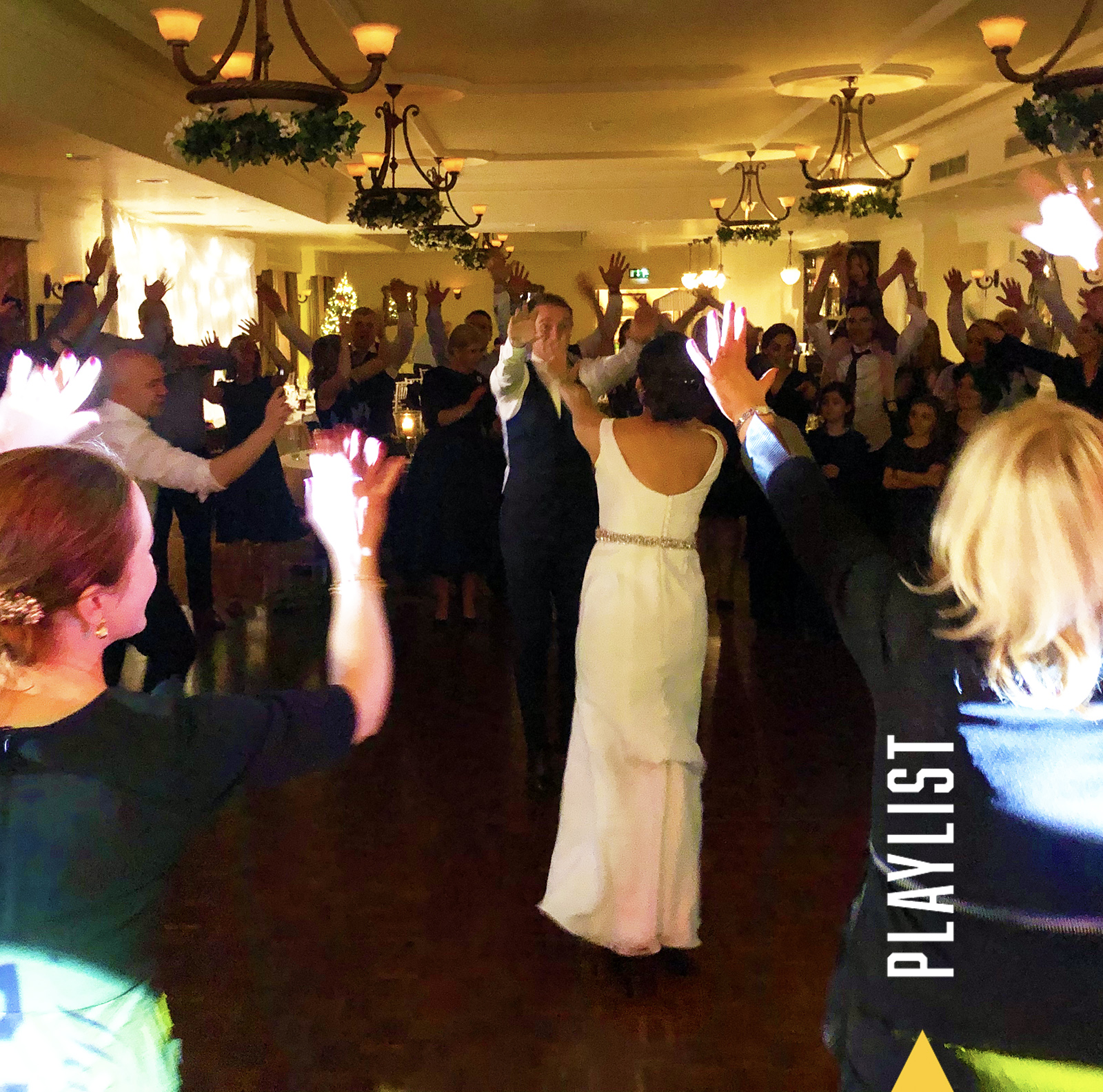 PLAYLIST with Margaret & Matthew at their wedding in Mount Falcon Estate on the 6th December 2019